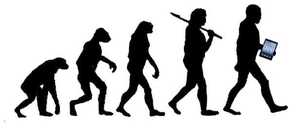 evolução relação humana na internet
