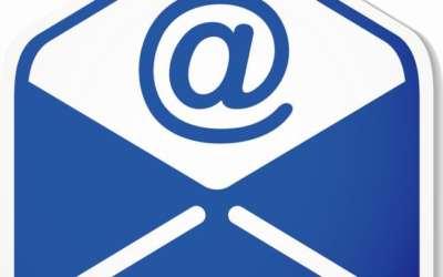 Para que querem o seu email?