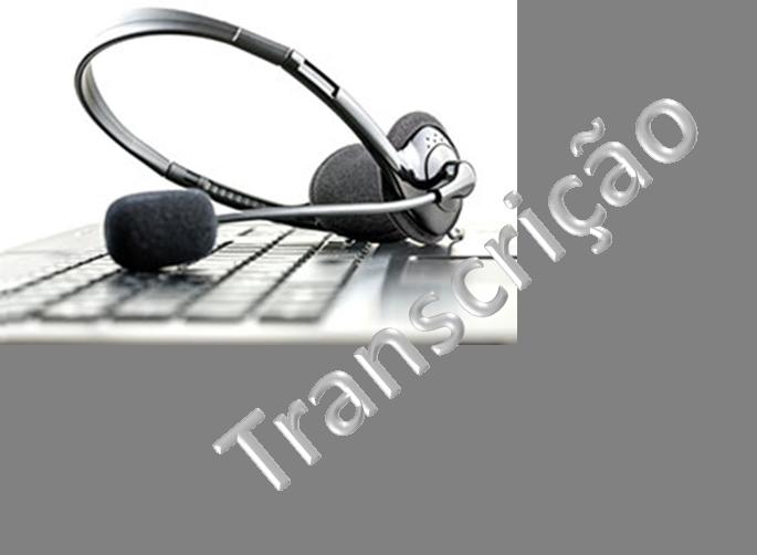 transcricao de audio