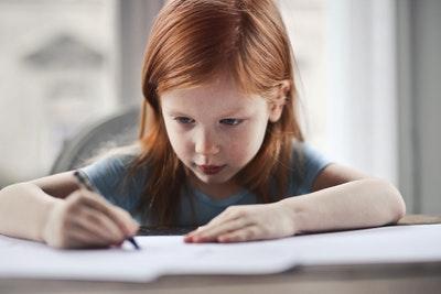 Praticando a escrita