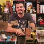 Felipe Holloway vence o Prêmio SESC de Literatura 2019 – Romance